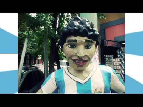 Bairro La Boca, Caminito + Recoleta ///Buenos Aires (AR)