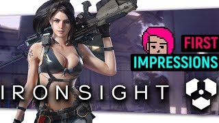 "🔫""Ironsight"" First Impression BETA Review 