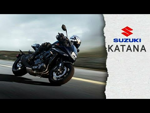 SUZUKI KATANA  : One Of The Best Upcoming Bike
