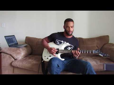 Soulja Boi - KISS ME THRU THE PHONE - Guitar Cover By Tha Chef