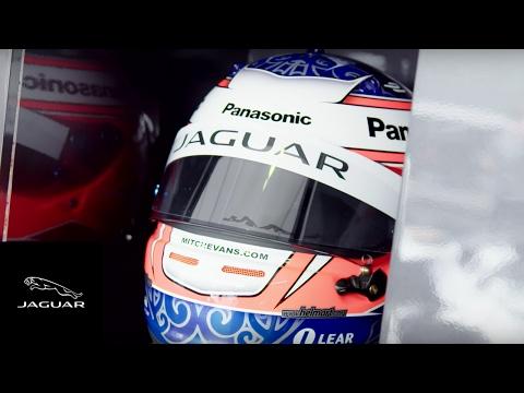 Panasonic Jaguar Racing   Formula E Hong Kong Garage Tour