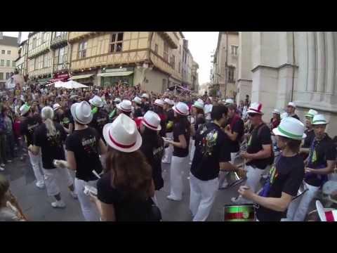 Unidos da Batida - Fête de la musique 2013 - Teaser
