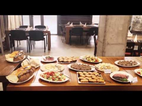 Tufenkian Historic Yerevan Hotel - Corporate Event Buffet