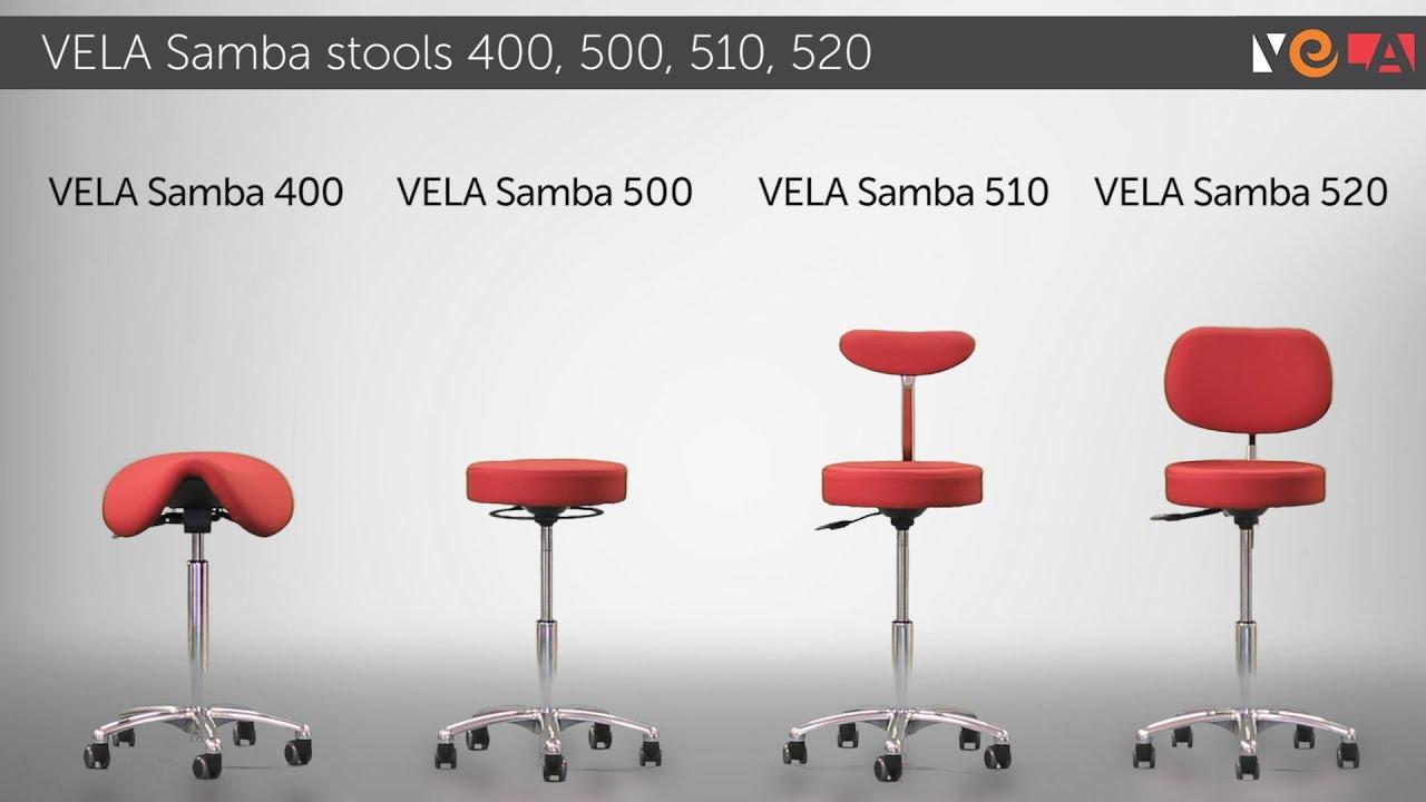 VELA Samba 400, 500, 510, 520