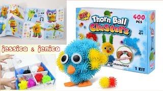 Mainan Anak 💖 Mega Pack Thorn Ball Clusters  💖 Jessica & Jenica 💖