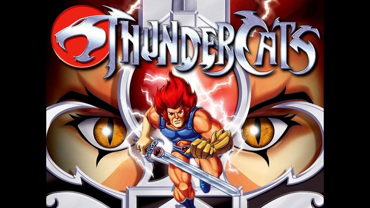 musica abertura thundercats