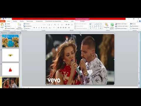 COMO HACER VIDEOS CON FOTO Y MUSICA EN POWER POINT