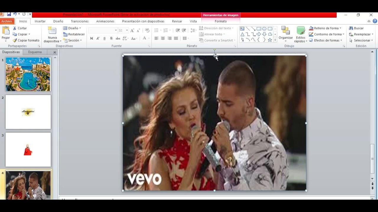 11 Como Hacer Videos Con Foto Y Musica En Power Point 2019 Youtube Hacer Videos Con Fotos Musica Fotos