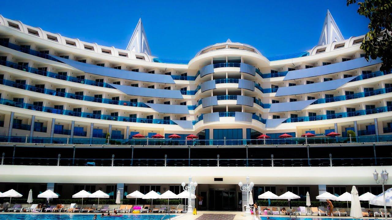 Delphin Botanik 5 (TurkeyOkurcalar): photos, description of rooms, tips and reviews of tourists 48