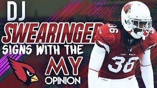 DJ Swearinger Signs with the Arizona Cardinals!