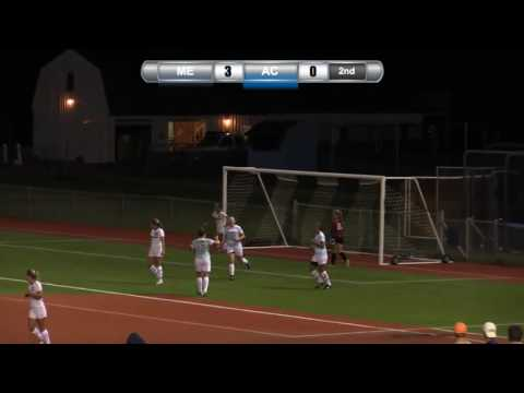 Highlights: Maine Women's Soccer defeats Assumption, 6-0