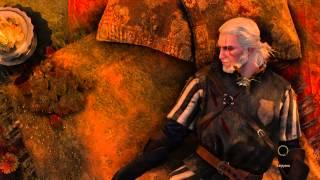 Ведьмак 3: Дикая Охота. Постельная сцена с Кейра Мец.