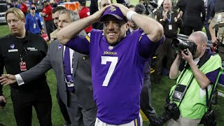 Case Keenum: 'I couldn't believe what was happening'
