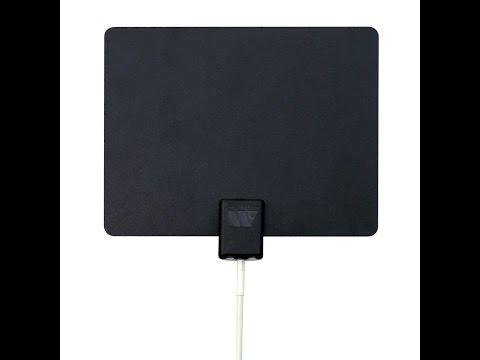 Review: Winegard FlatWave Micro HD TV Indoor Antenna