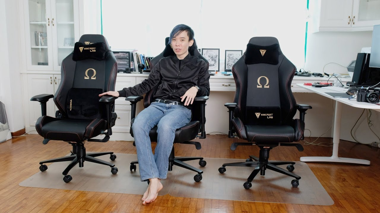 Secretlab Omega 2018 - The Best Gaming Chair?