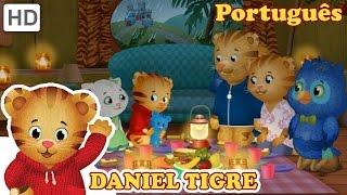 Daniel Tigre em Português - Uma Tempestade no Bairro (HD - Episódios Completos)