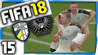 JOKER ⚽ FIFA 18 | 3.Liga  ⚽ 15 - 10.Spieltag: Jena vs. Münster