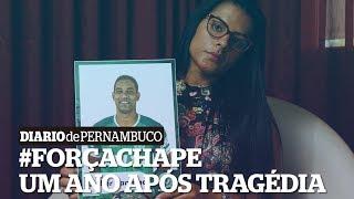 A Família de Cléber Santana um ano após a tragédia da Chape