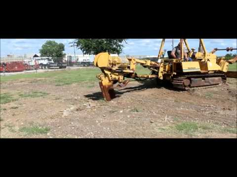 Vermeer FLX75 cable plow for sale | sold at auction September 10, 2015