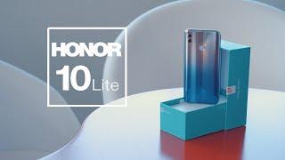 Беглый взгляд на Honor 10 Lite