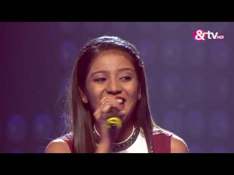 Jahanvi Sangha - Beintehaan | The Blind Auditions | The Voice India 2