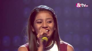 Video Jahanvi Sangha - Beintehaan | The Blind Auditions | The Voice India 2 download MP3, 3GP, MP4, WEBM, AVI, FLV April 2018