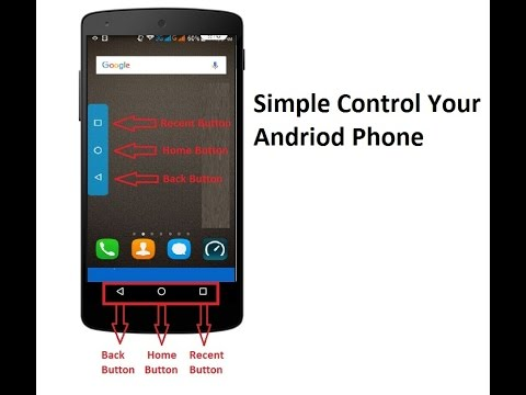 How to Fix Not work Back Button+Home button in android Phone