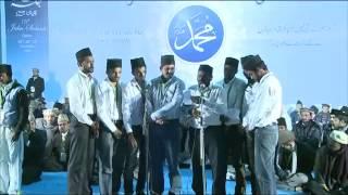Taranas at the Conclusion Session of Ahmadiyya Jalsa Salana Qadian 2012