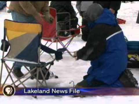 Governor Dayton To Attend Brainerd Jaycees Fishing Contest - Lakeland News At Ten - Jaunary 14, 2011