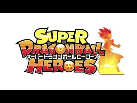 SUPER DRAGON BALL HEROES THEME SONG(FULL)