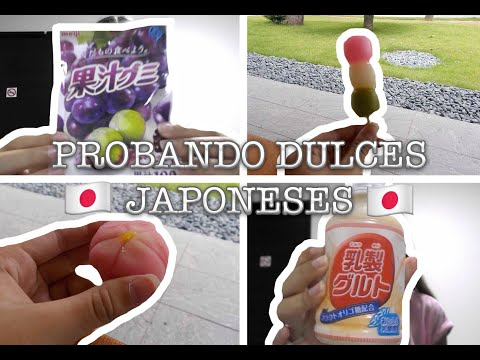 PROBANDO DULCES JAPONESES!!! 🇯🇵  Candy Crush