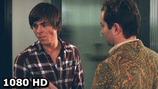 Прикол с подщечинами из фильма Папе снова 17 (2009)
