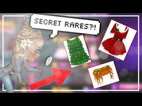 FINDING & BUYING EVERY CHRISTMAS RARE ON MSP