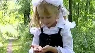 Девочка понимает язык птиц