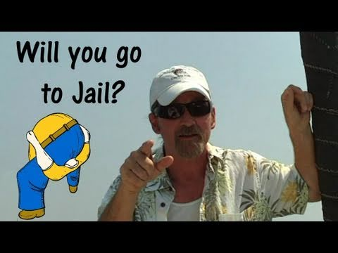 In Jail for Embedding YouTube Videos Copyright Law S.978 - Pirate Lifestyle TV ™ Quickie 048