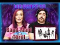 BAND-MAID -Thrill スリル FIRST TIME COUPLES REACT