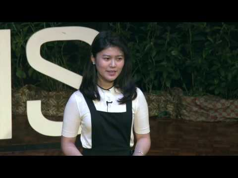 Being Selfish To Do Selfless Deeds. | Sabrina Hartono | TEDxJIS