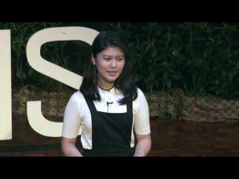 Being Selfish To Do Selfless Deeds. | Sabrina Hartono | TEDxJIS