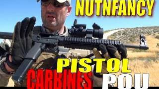 Pistol Caliber Carbines Don