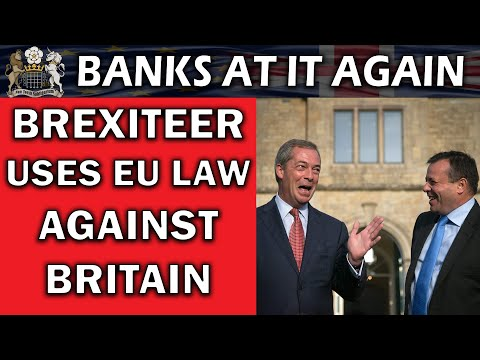 Brexiteer Tries To Use EU Law Against British Government