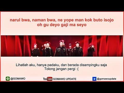 Easy Lyric WANNA ONE - BOOMERANG by GOMAWO [Indo Sub]
