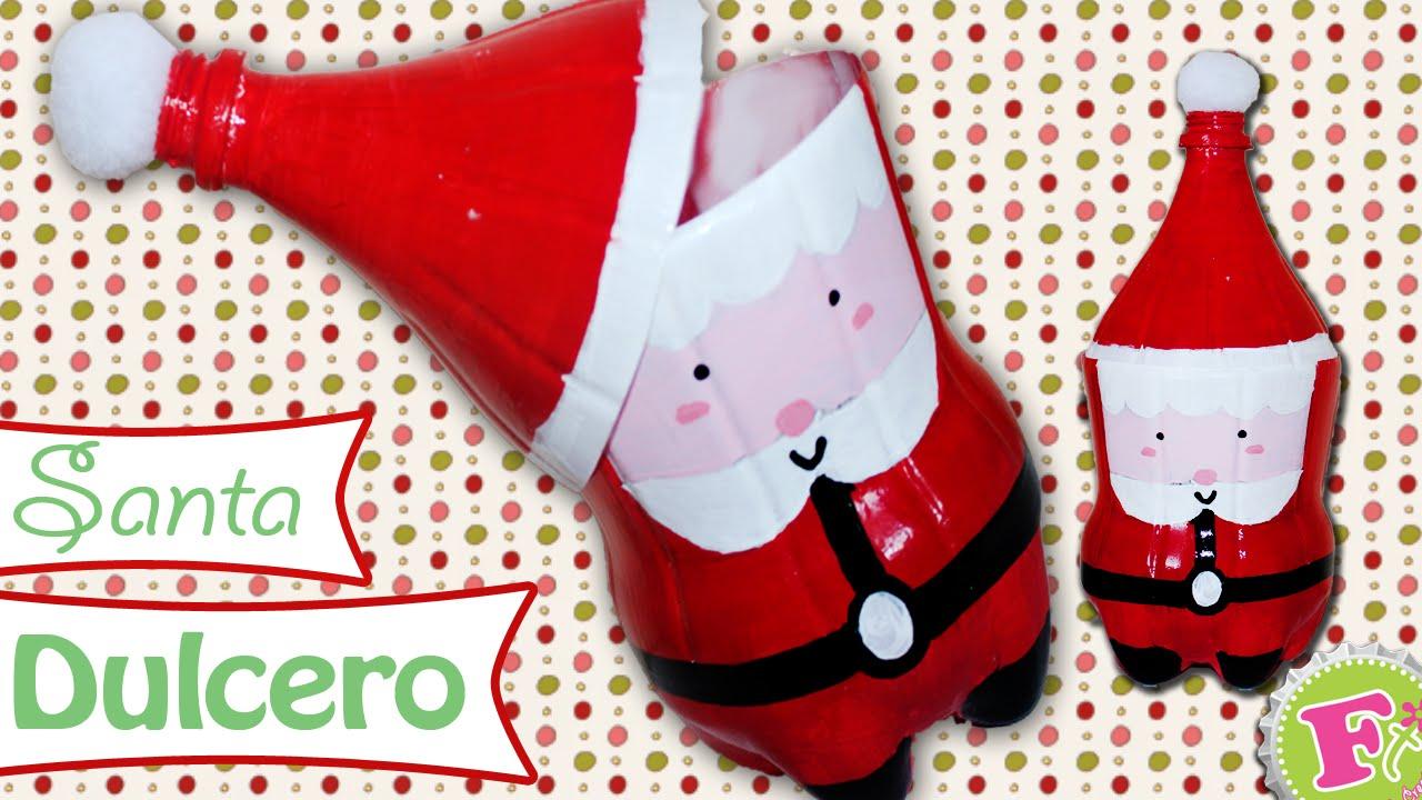 Decorados De Navidad Con Cosas Recicladas