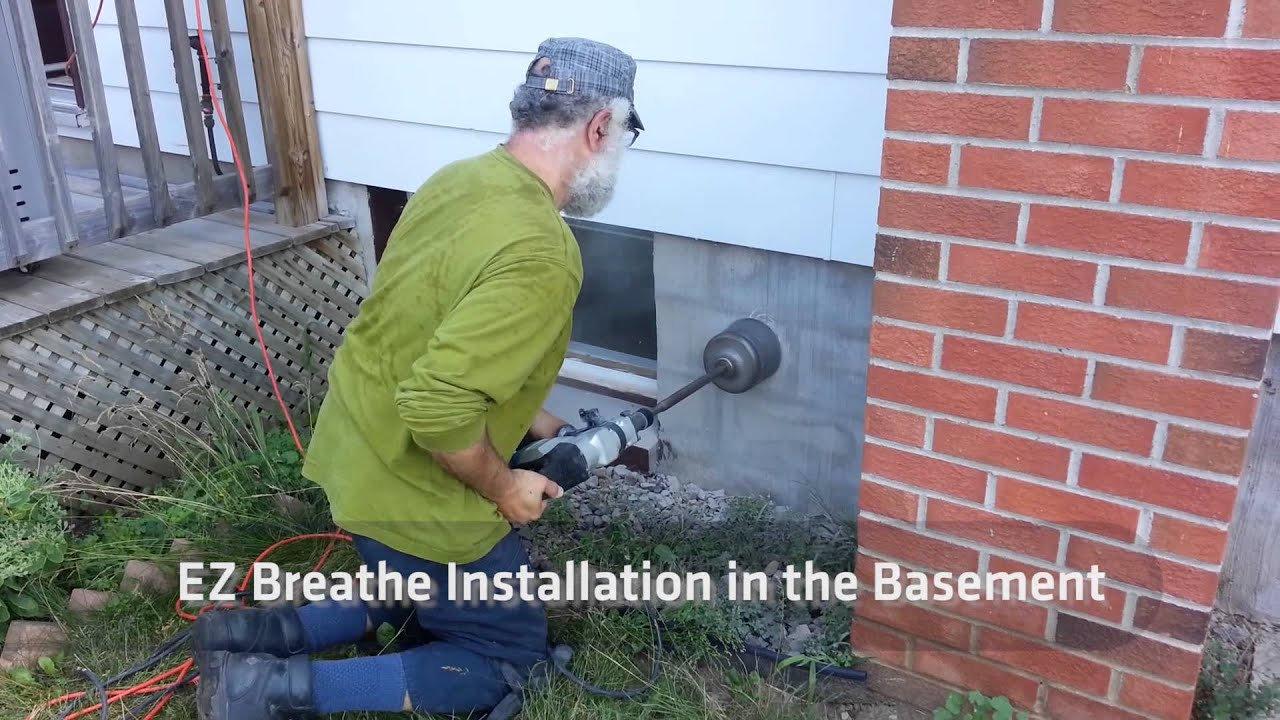 ez breathe ventilation system installation instructions - youtube