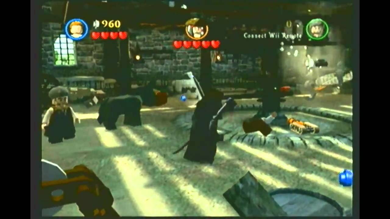 Lego Pirates Of The Caribbean The Video Game Wii Youtube