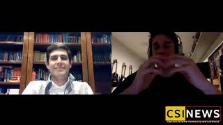 CSINEWS Alumni Podcast #1   Julio Cabral, CSI-2009