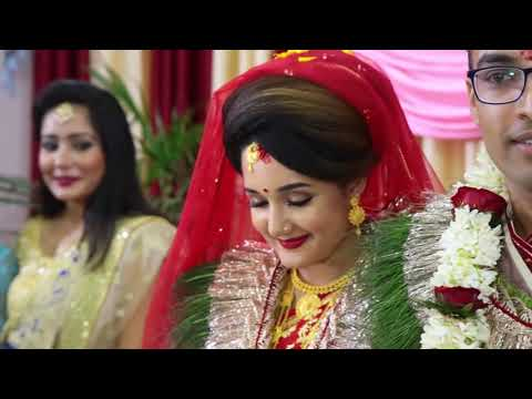 Complete Wedding Video Smarika Panta and Prashant Acharya.