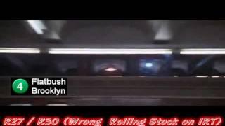 "MTA NYCT: ""Redbirds"" in (Money Train)"