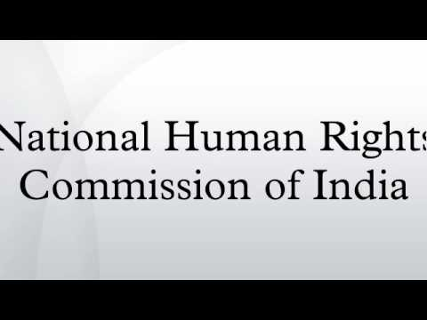 National Human Rights Commission of India