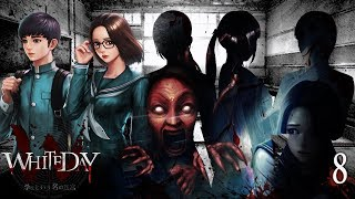 White Day: A Labyrinth Named School    Gameplay Walkthrough - La Biblioteca - Parte 8 화이트데이