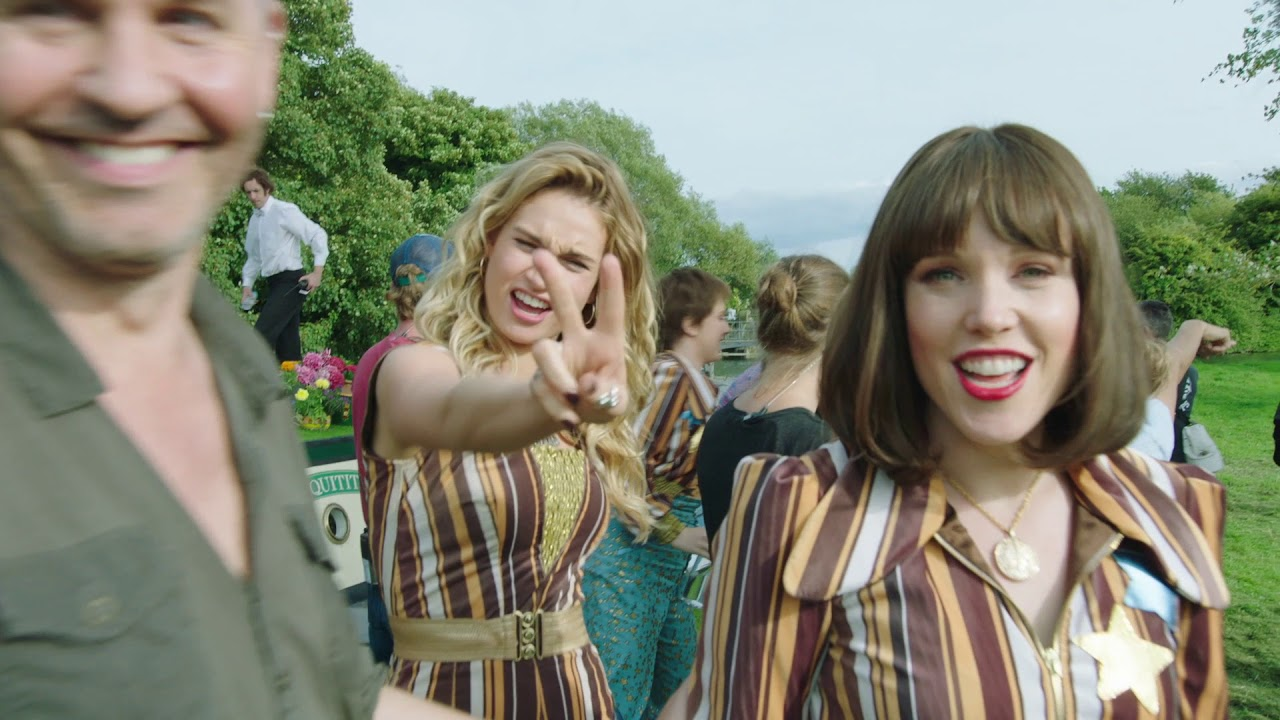 6a60c3a1410610 Mamma Mia! Here We Go Again - It s A Wrap FEATURETTE - YouTube